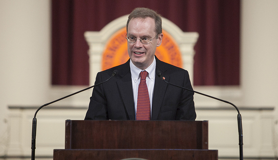 An evaluation of Kent Syverud's performance so far as chancellor of Syracuse University